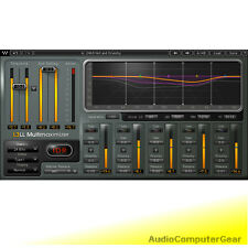 Waves L3 MULTIMAXIMIZER Plugin Bundle Multiband Limiter Audio Software NEW