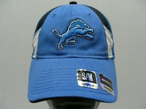DETROIT LIONS - NFL - Reebok - Women's S/M Size Stretch Fit Baseball Cap Hat!