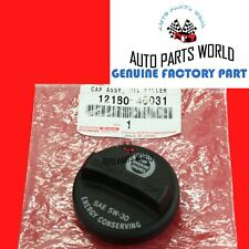 GENUINE TOYOTA CAMRY SIENNA SUPRA IS300 RX300 ENGINE OIL FILLER CAP 12180-46031