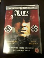 And The Violins Stopped Playing (DVD, 2003)