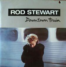 """Rod Stewart - Downtown Train - Vinyl 7"""" 45T (Single)"""