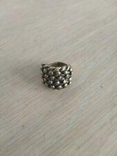 Bronze Keeper Ring