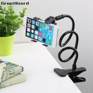 Universal Lazy Holder Arm Flexible Mobile Phone Stand Stents Holder Bed Desk