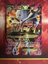 Pokemon Card Mega Mewtwo Ex Breakthrough #160/162