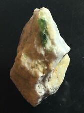 Green Tourmaline Natural Specimen(130ct)