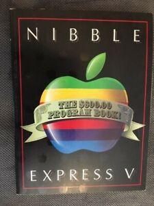 Nibble Express Volume V paperback Programs for the Apple