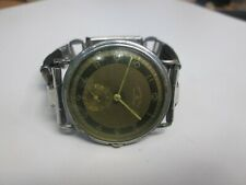 GRAND PRIX ELECTION VINTAGE WATCH- MILITARY - NON RUNNING