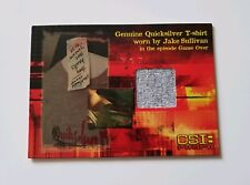 Strictly Ink CSI Miami Series 2 Costume Card Tony Hawk