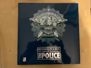 The Police - Message in a Box 4 CD Box Set (The Complete Recordings)