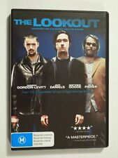 The Lookout - DVD - Joseph Gordon-Levitt Jeff Daniels - Isla Fisher 2007 - REG 4