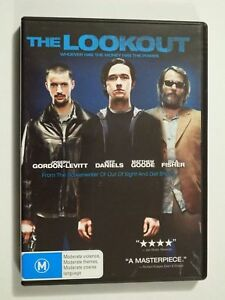 The Lookout DVD_Joseph Gordon Levitt_Jeff Daniels_Isla Fisher DRAMA