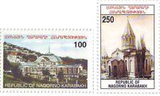 1998 set Nagorno Karabakh Karabagh Liberationm of SHUSHI Armenia Armenian MNH