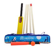 Aresson Beach Set,bats,ball, stumps,rules,sr900