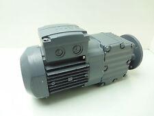 Sew Eurodrive 250W Type RF17DR63L4/TH RF17 Gear Motor 94 RPM Gearhead 25Nm
