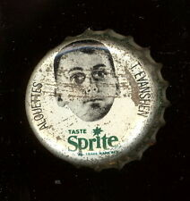 1965 SPRITE BOTTLE CAP WITH CORK CFL FOOTBALL TERRY EVANSHEN RC ALOUETTES UTAH