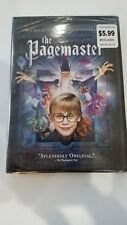 PAGEMASTER (DVD,2009) NEW ~ SEALED