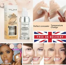💖Magic Flawless Color Changing Foundation TLM Makeup Change Skin Tone UK💖