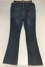 7 for all mankind A Pocket Women's flare Size 29