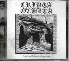 CRIPTA OCULTA-ECOS DOS DOLMENS ESQUECIDOS-black metal-nortada gelada-dolentia