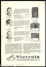 1924 VICTROLA advertisement, Victrola No. 111, 260 & 215 players