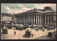 PARIS La Bourse A.P. The Exchange