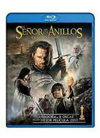 El Señor de los Anillos: El Retorno del Rey Blu-ray+DVD - EDICION 2 DISCOS