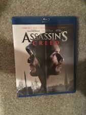 Assassin's Creed Bluray 1 Disc Set ( No Digital HD)
