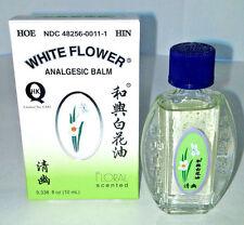 White flower ointment ebay hoe hin white flower analgesic balm floral scented l 388 fl mightylinksfo