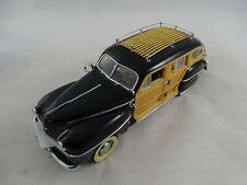 1:24 Danbury Comme neuf 1942 Chrysler Town & Country dans neuf dans sa boîte-RARE