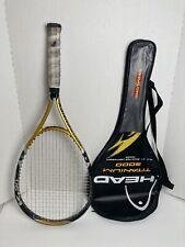 ProKennex Ki 20 PSE Kinetic Tennis Racquet 4 1/2 #4 , 16Mx19X Grey/Gold Used