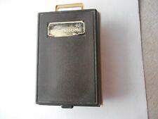 New listing Vintage Empire Electric Mini Percolator Coffee Pot Travel Set