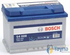 Type 096 Car Battery 680CCA Bosch 12V 74Ah 4 Years Wty Sealed OEM S4008