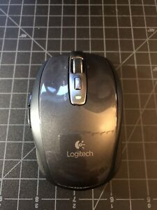 Logitech MX Anywhere Wireless Darkfield Laser Mouse with Unifying USB Receiver