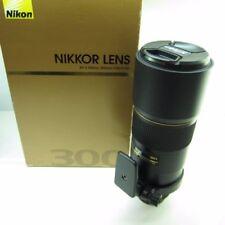 Obiettivi super teleobiettivi 200-1000mm Lunghezza focale 300mm per fotografia e video per Nikon