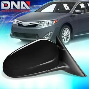 New Red MIRROR Fits 2012-2014 Toyota Camry Right Passenger Door Power NonHeated