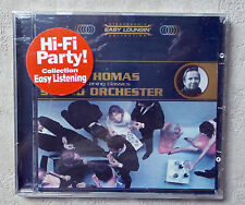 "CD AUDIO INT/ PETER THOMAS SOUND ORCHESTER ""EASY LOUNGIN'"" CD PROMO NEUF BLISTER"