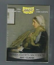 "Dragon Shields ""WHISTLER""S MOTHER"" Art Standard Card Sleeves (100ct)"