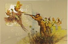 Pheasant Hunting by Al Mardon