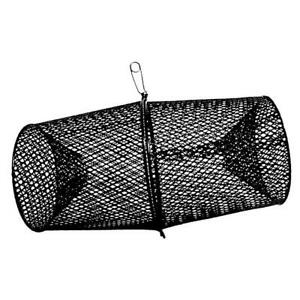 "Frabill Torpedo Trap - Black Crayfish Trap - 10"" x 9.75"" x 9"" - free shipping"