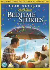Bedtime Stories - Adam Sandler, Walt Disney - NEW Region 2 DVD