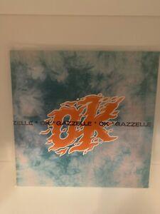 GAZZELLE - OK - VINILE LP ARANCIONE TRASPARENTE - EDIZIONE SPECIALE