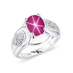 Sapphire Star Ring Lindy Star Wedding Ring Solitaire Star Ring Women Bridal Ring