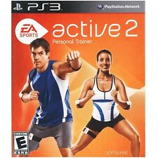 EA Sports Active 2 Personal Trainer (Sony Playstation 3, 2010) BN & Sealed!