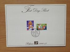 Decimal First Day Cover European Stamps