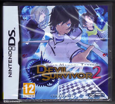 Nintendo DS Shin Megami Tensei Devil Survivor 2 & Factory