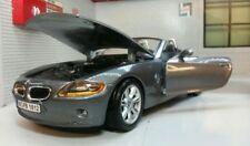 Coche de automodelismo y aeromodelismo color principal gris BMW