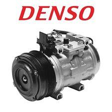 NEW For Mercedes W124 W126 W201 190E 300E A/C Compressor With Clutch 471-0232
