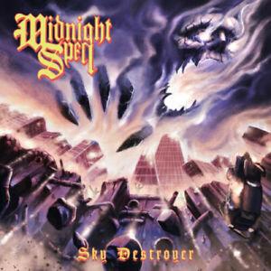 MIDNIGHT SPELL- Sky Destroyer CD ovp/selaed US METAL ala RIOT,PHARAOH,ENFORCER