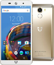Wileyfox Swift 2 Plus - 32GB - Champagne Gold (Unlocked) Smartphone