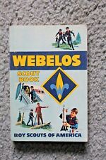 Cub Scout Bear & Webelos Book Plus Additional Boy Scout Items